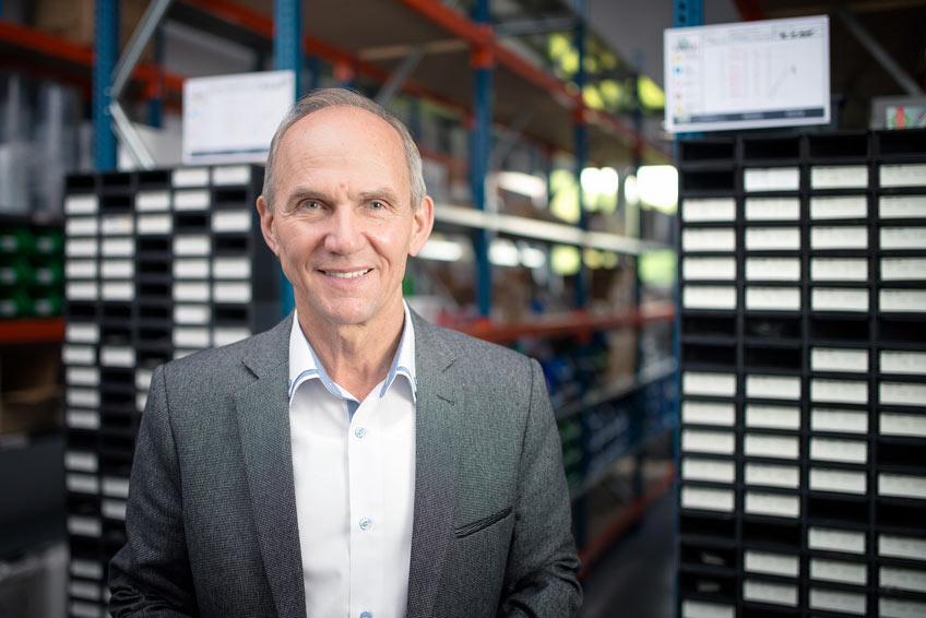 Józef Fick - Prezes CTM Techmal